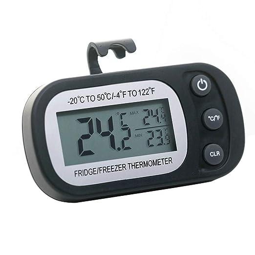 Compra KeKeandYaoYao termómetro Digital para refrigerador ...