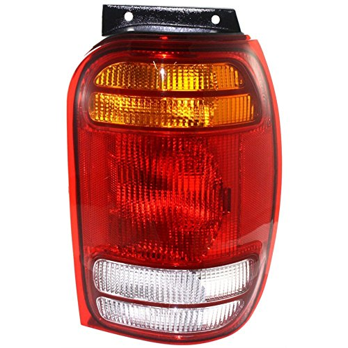 (Tail Light for Ford Explorer 98-01 Lens and Housing Right Side)