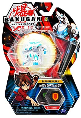 Bakugan 2 Tall Collectible Transforming Creature for Ages 6 /& Up Haos Vicerox