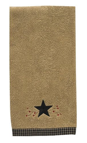 Park Designs Star Vine Terry Hand Towel