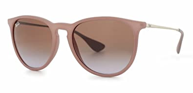 ray ban erika sunglasses sand  ray ban erika sunglasses rubber sand / brown gradient