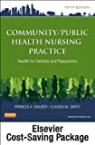 img - for Community/Public Health Nursing Online for Community/Public Health Nursing Practice (User Guide, Access Code and Textbook Package), 5e book / textbook / text book