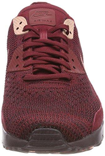 Nike Basse Pink Scarpe Rosso 601 Ultra Rust deep Ginnastica 0 Team 2 da Max Red Uomo Burgundy Air Flyknit 90 rxFn7vrq0