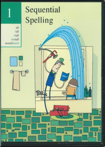 Sequential Spelling 1 on DVD-ROM
