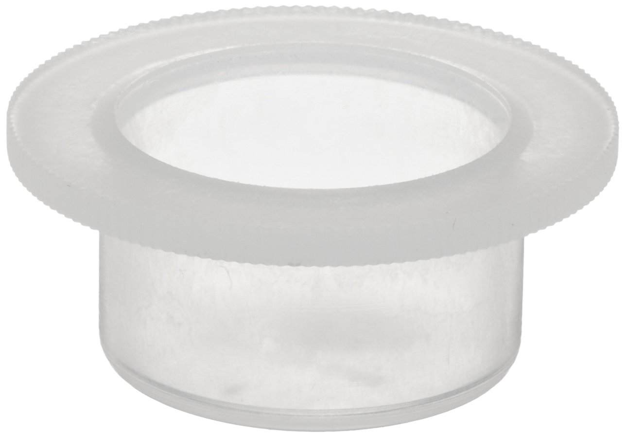 19.3 mm Tube ID 17.7 mm Tube OD Kapsto GPN 950 // 0193 Polyethylene Protective Closure Poppelmann 95001930000 Pack of 100 Natural