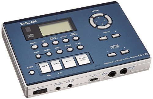 Tascam Bass Trainer - Tascam CD-VT2