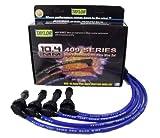 Taylor Cable 79669 409 Pro-Race Spiro-Wound Core Spark Plug Wire Set