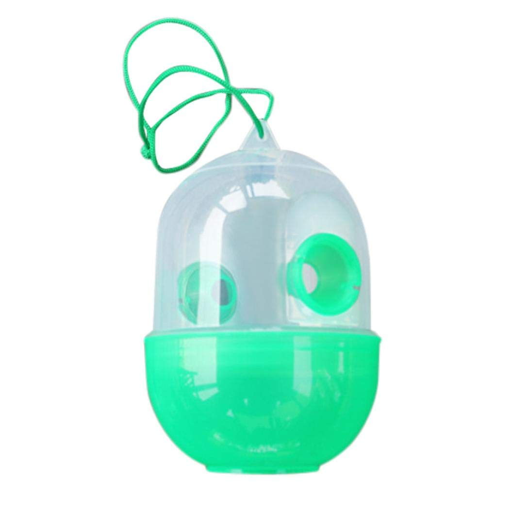 Huichang Wasp Fly Flies Bee Insects Hanging Trap Catcher Killer No Poison Or Chemical (Multicolor) huichang_Home & Garden