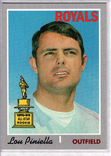 Baseball MLB 2005 Topps Rookie Cup Reprints #22 Lou Piniella 70 NM-MT Royals