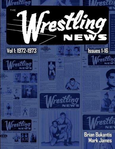 The Wrestling News  Vol 1  1972 1973