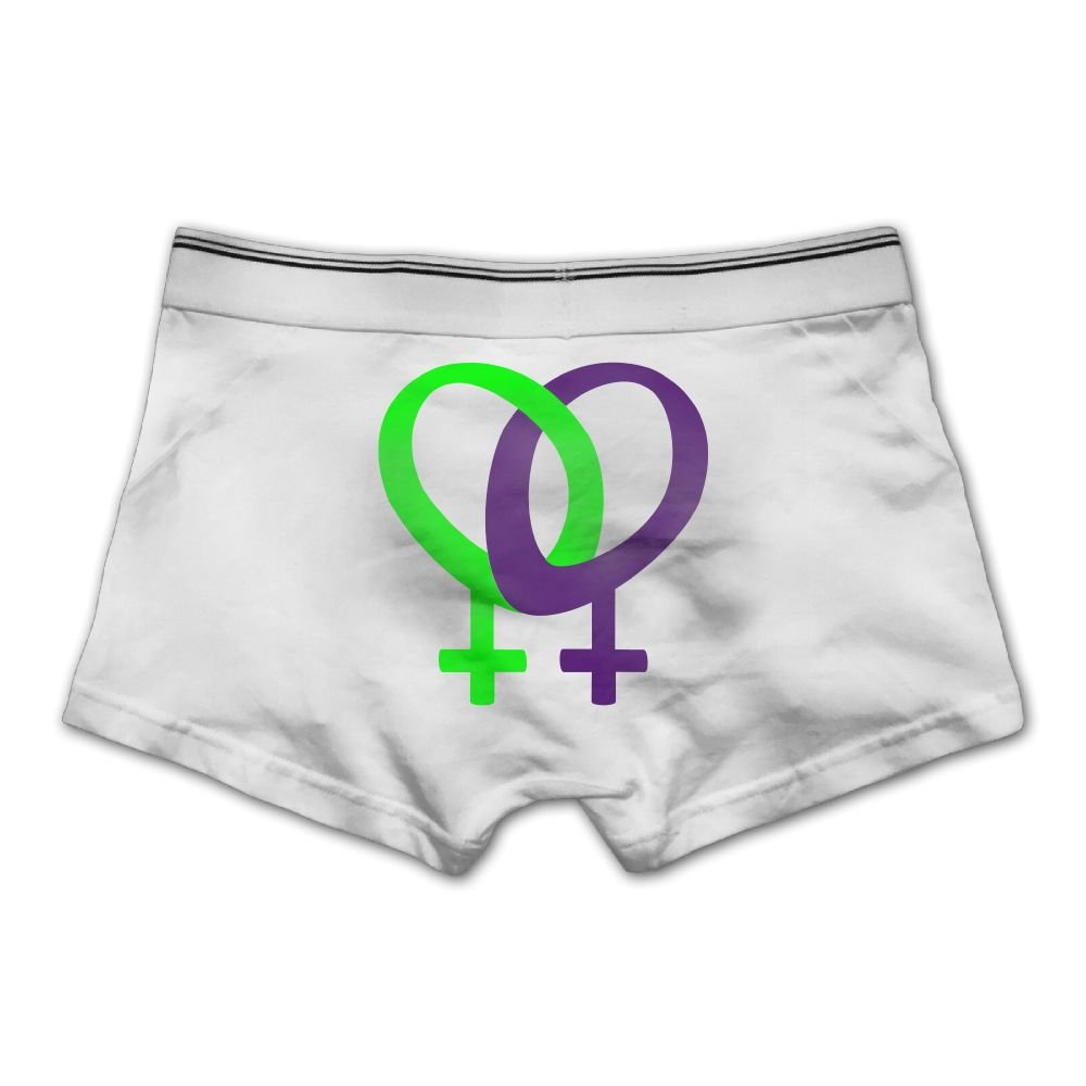 Pmftryuer Mens Happiness Underwear Boxer Briefs Underpants