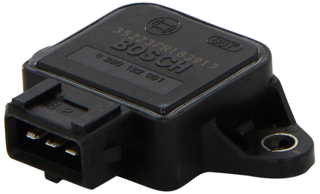 BOSCH 0 280 122 001 Sensor, Drosselklappenstellung Robert Bosch GmbH 0280122001