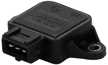 Bosch 0 280 122 001 Sensor, posición Válvula de estrangulación: BOSCH: Amazon.es: Coche y moto