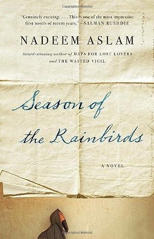 book cover of Season of the Rainbirds