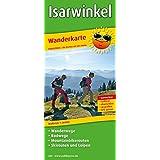Isarwinkel: Wanderkarte mit Radwegen und Mountainbikerouten, wetterfest, reißfest, abwischbar, GPS-genau. 1:30000