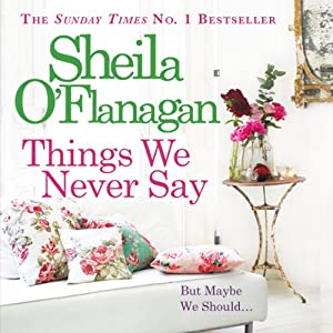 Things We Never Say Audiobook