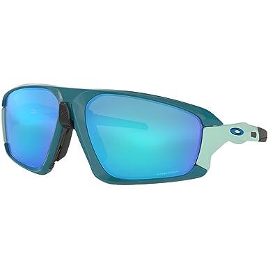8c6d3c092102e Oakley Men s Field Jacket Non-Polarized Iridium Rectangular Sunglasses