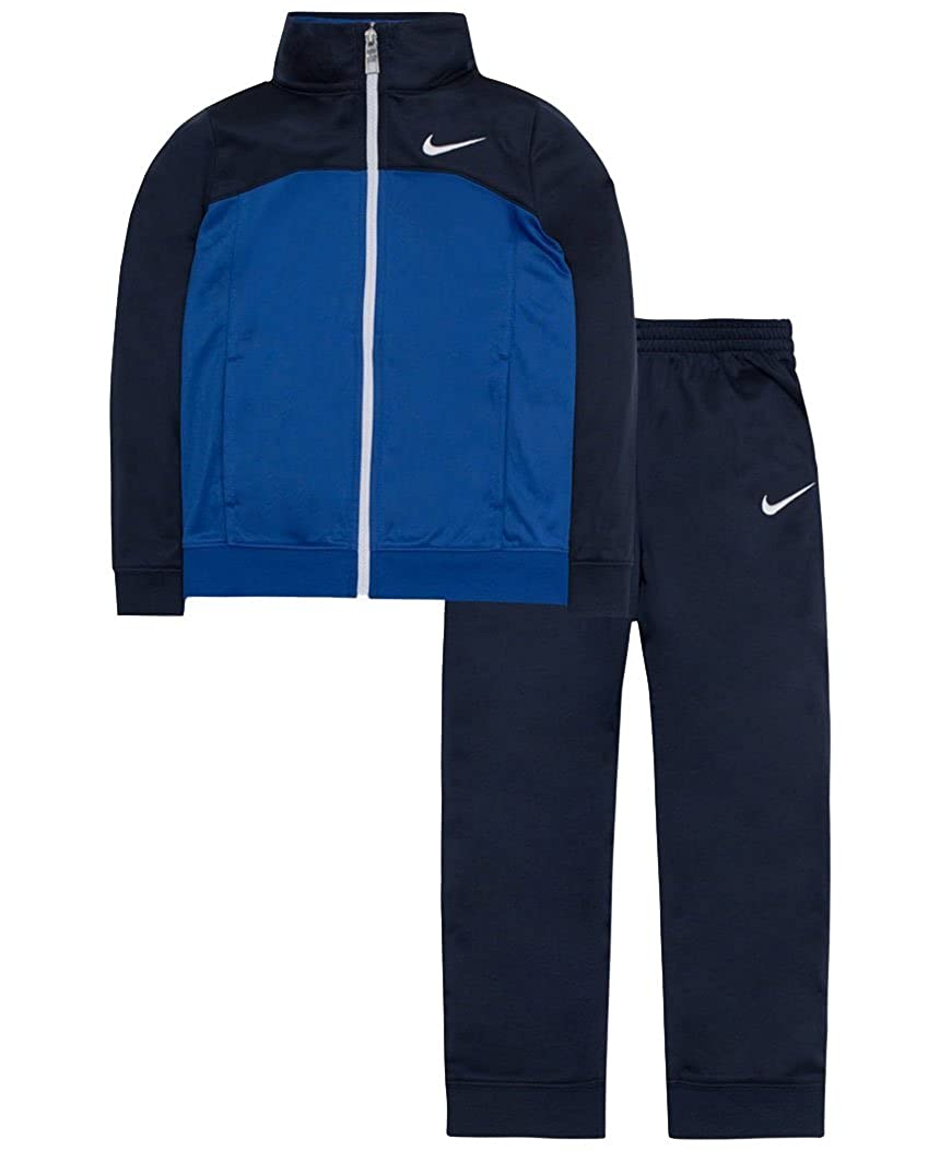 Nike Boys Futura Tricot Jacket and Pants Set