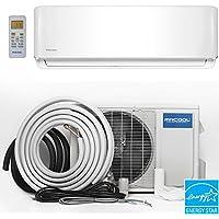 MRCOOL Oasis ES 9K BTU 22.8 SEER Ductless Mini-Split Heat Pump O-ES-09-HP-C-230, O-ES-09-HP-WMAH-230