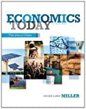 Economics Today, Roger LeRoy Miller, 0132948893
