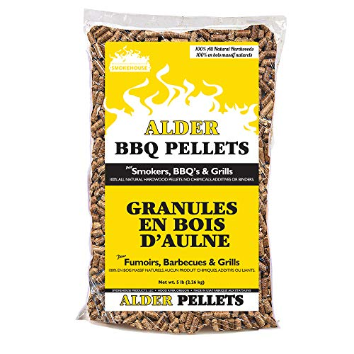 Smokehouse Products 5LB Bag All Natural Flavored Wood Pellets