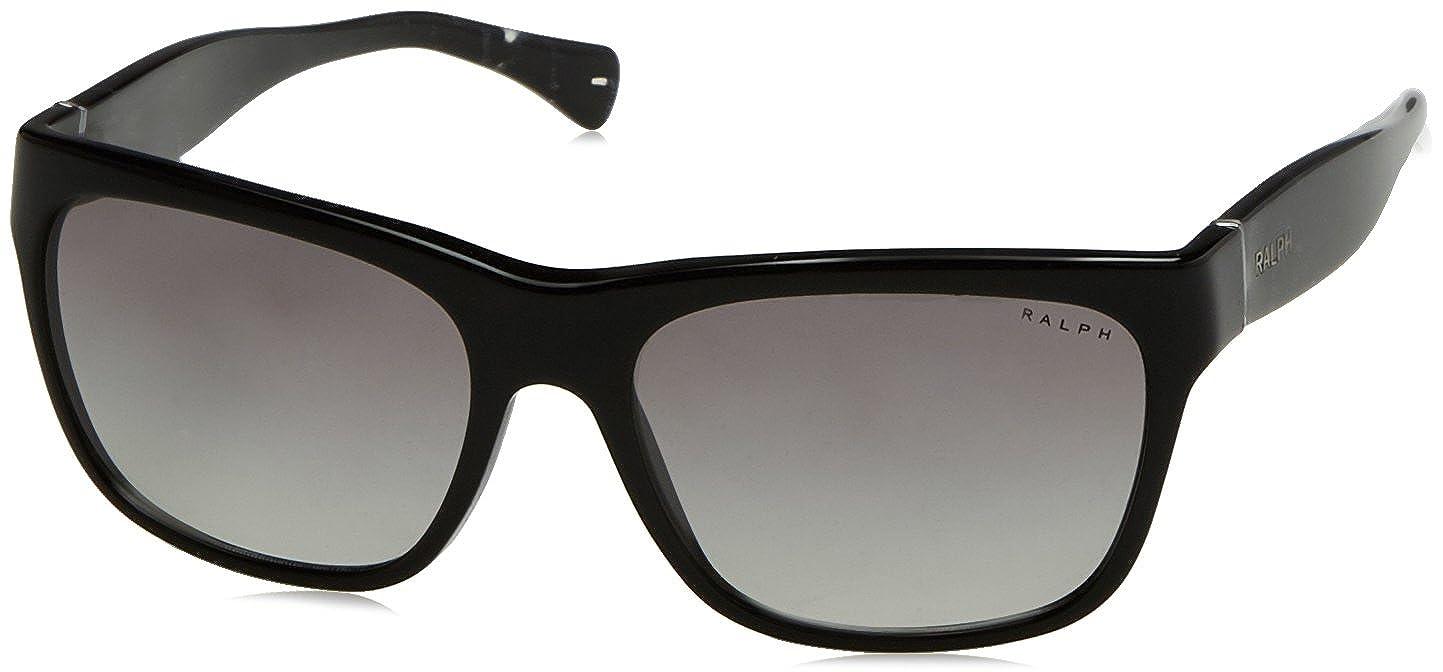 5536942d0ff1 Amazon.com: Ralph Sunglasses - 5164 / Frame: Black Lens: Grey Gradient:  Shoes