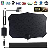 Best Aerial Antenna Boosters - 240 Miles Antena 240 Miles 1080P Digital HDTV Review