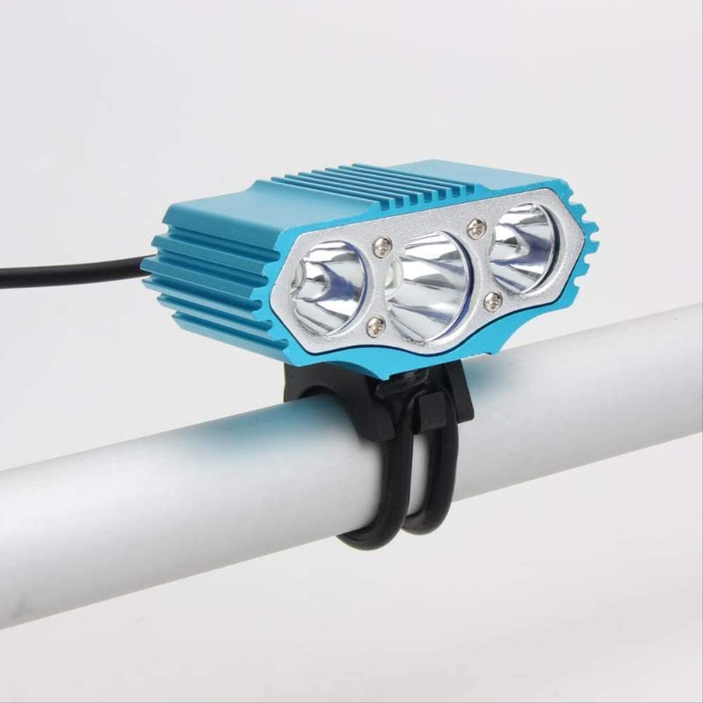 12000Lm 3x XML T6 LED 4 Modes Bike Bicycle Lamp Light Headlight USB Rechargeable