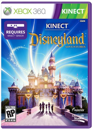 Kinect Disneyland - Xbox - Disney Kinect