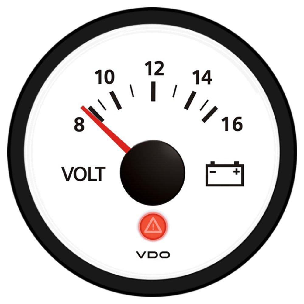 VDO Viewline 12V Voltmeter A2C53191766-S