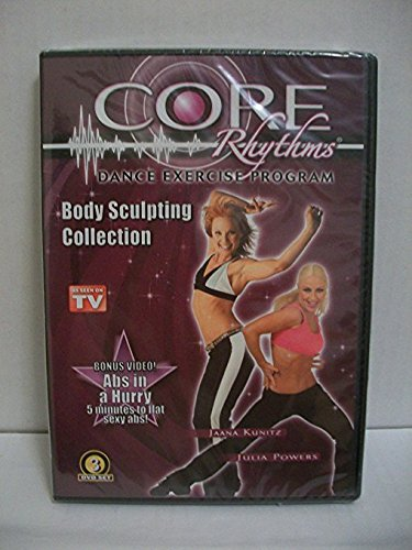 Core Rhythms Body Sculpting -