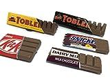 5pc Kitkat Chocolate Snack Box Wall Magnet Collection 3d Fridge Magnet SOUVENIR TOURIST GIFT ETC-006