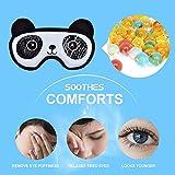 Eye Cooling Mask Gel Bead Eye Mask Reusable Cute