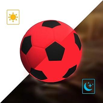 Juguete de fútbol, Luz de noche de fútbol para niños, Regalo de ...