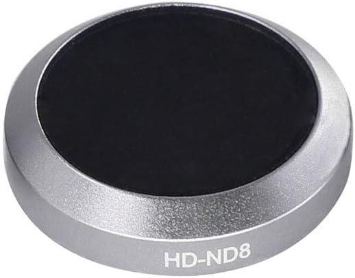 Accessoire 3Pack Pack de filtres ND4 // ND8 // ND16 3-Pack Filtres Tineer Kit de filtres pour objectifs de cam/éra pour cam/éra 4K Gimbal DJI Mavic 2 Zoom