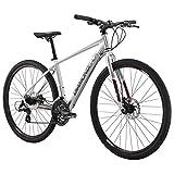 Diamondback Bicycles 2016 Trace Complete Dual Sport Bike, 18