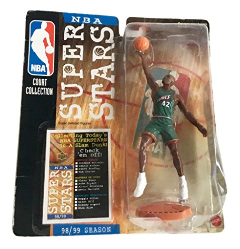 (1998-99 NBA Super Stars Figure - Vin Baker - Seattle Supersonics)