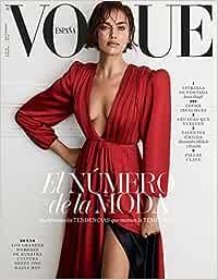 Vogue España. Septiembre 2018 - Número 366: Amazon.es: Vv.Aa ...