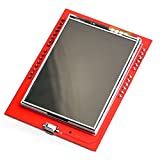 Quentacy® 2.4 Inch TFT LCD Screen for Arduino UNO R3 Board and Support Mega 2560