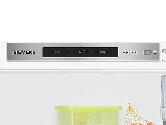 Siemens Kühlschrank 122 Cm : Siemens ki rad iq einbaukühlschrank kühlgerät a