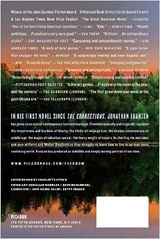 freedom a novel by jonathan franzen pdf