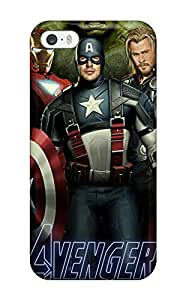 For Iphone 5/5s Protector Case Avengers Phone Cover