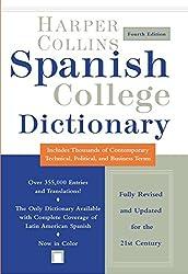 HarperCollins Spanish College Dictionary