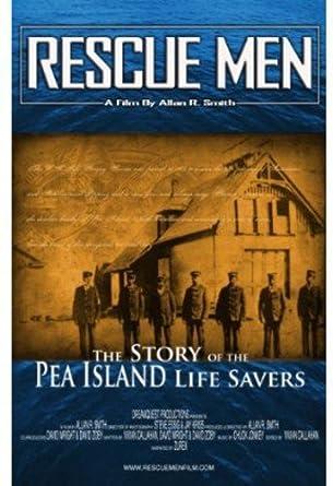 Amazon com: Rescue Men - The story of the Pea Island Life