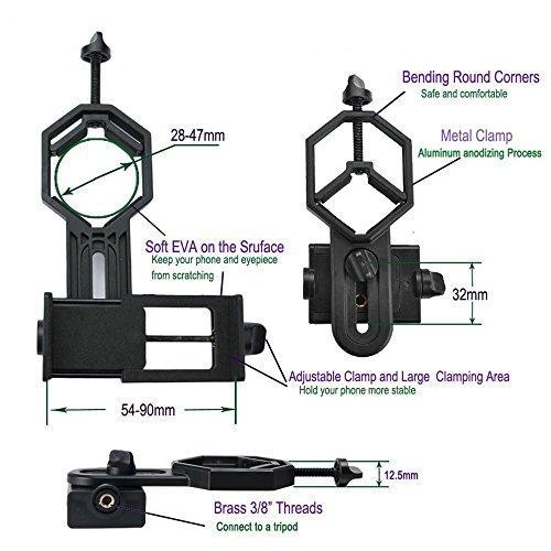 Iphone  Plus Binocular Adapter