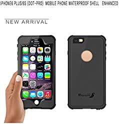 American Eagle-Redpepper Dot Series Waterproof Case Diving Underwater Watertight Cover For iPhone 6/