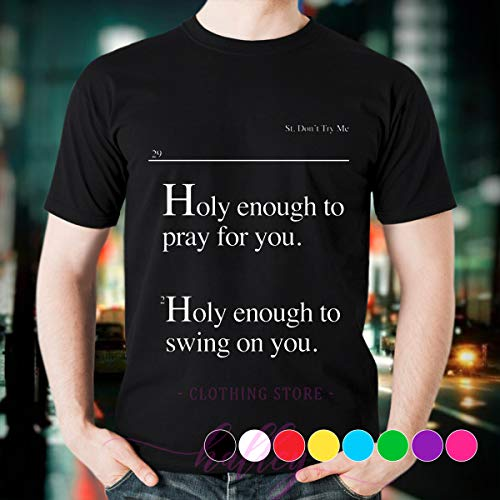 Lovely Mimi Holy Enough To Pray For You Hood Enough To Swing On You T-Shirt, Hoodie, Long Sleeve, Tank Top (Holy Long Sleeve T Shirt And Tank Top)