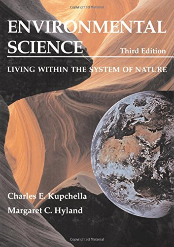 Environmental Science: Living Within The System of Nature (3rd Edition)