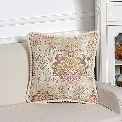 Amazon ZLYAYA Sofa PillowCushionDecorative PillowsThrow Custom High End Decorative Pillows