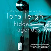 Hidden Agendas: Temptings SEALs, Book 4 | Lora Leigh